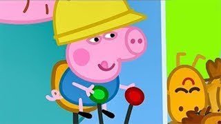 Peppa Pig English Full Episodes Compilation ✔️#28 | PeppaPigClips TV