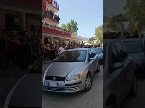 """Mondragone, violata lo """"zona rossa"""". Un ultrà minaccia i """"bulgari"""""""