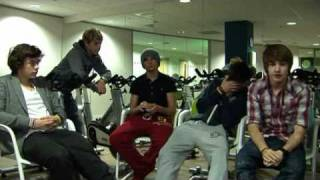 One Direction's Video Diary -- Week 10 - The X Factor
