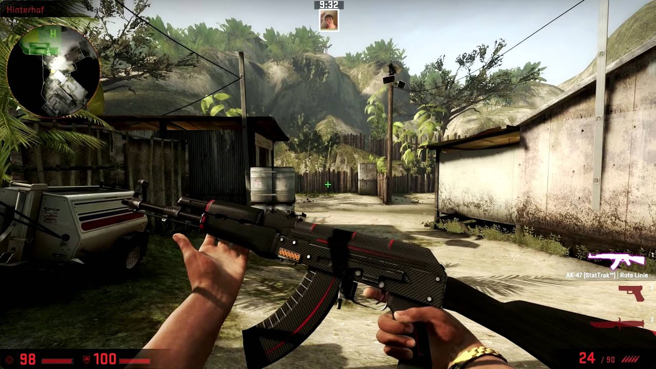 Cs Go Contract For Stattrak M4a1 S Atomic Alloy Minimal Wear