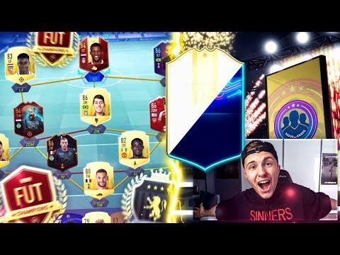 FIFA 19: PRIME ICON MOMENTS SBC´s + PACKS + 300k WL Endspurt 😱🔥 thumbnail
