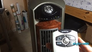 Lasko 2554 42in Tower Fan with Remote Review