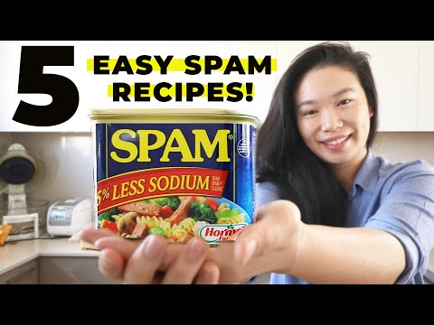 5-easy-spam-recipes---tasty-spam-cooking-hack!-(how-to-enjoy-5-meals-with-1-can-of-spam)