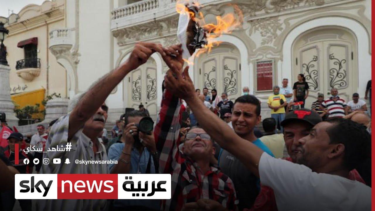 تونس.. خبراء: تواصل الاستقالات بصفوف النهضة يعمق عزلة الغنوشي  - نشر قبل 5 ساعة