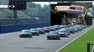 Dusan DUKE Borkovic TCR Europe 2018 Monza highlight