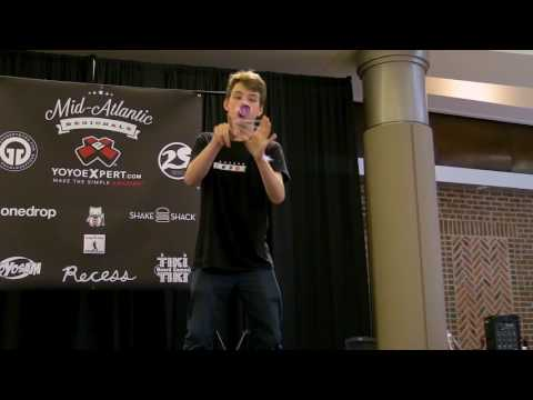 John Wolfe - 5A Final - 1st Place - MAR 2017 - Presented by Yoyo Contest Central
