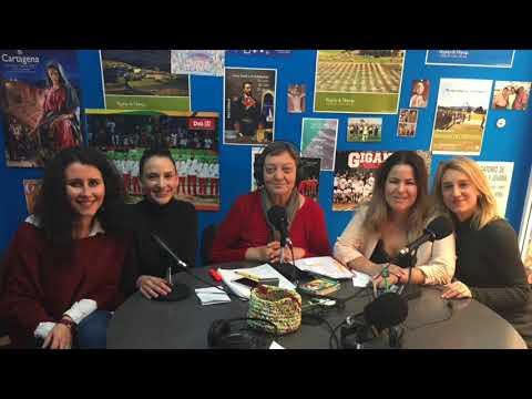La Lanzadera de Cartagena visita Gaceta Radio y TV