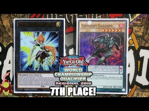 *YUGIOH* 7TH PLACE MONTREAL REGIONALS: IGKNIGHT UTOPIA FTK! Ft. Hanko Chow! UTOPIC ZEXAL FOR GAME?