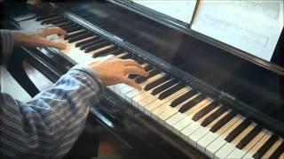 Salvame Dios.  Piano et arrangements : André Caron