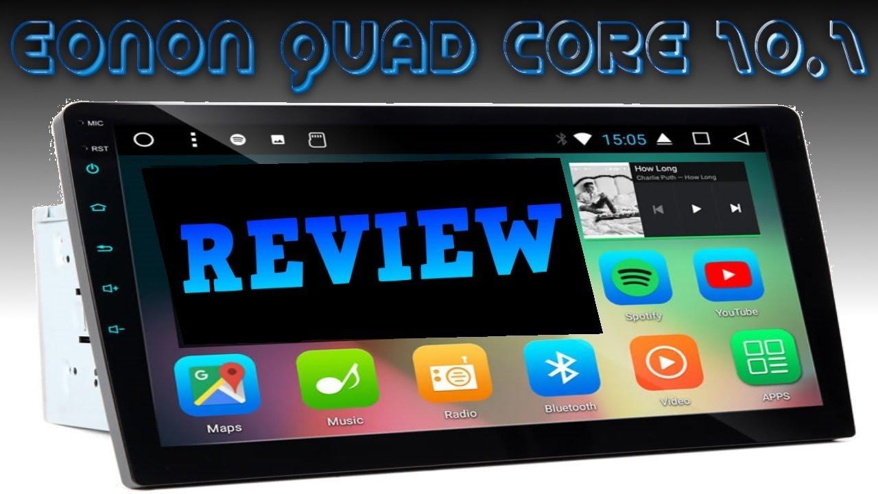 2] Eonon V0056 OBD2 & Android 7 1 & Octa-Core Unit