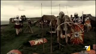 La conquista della Britannia da parte dei Romani