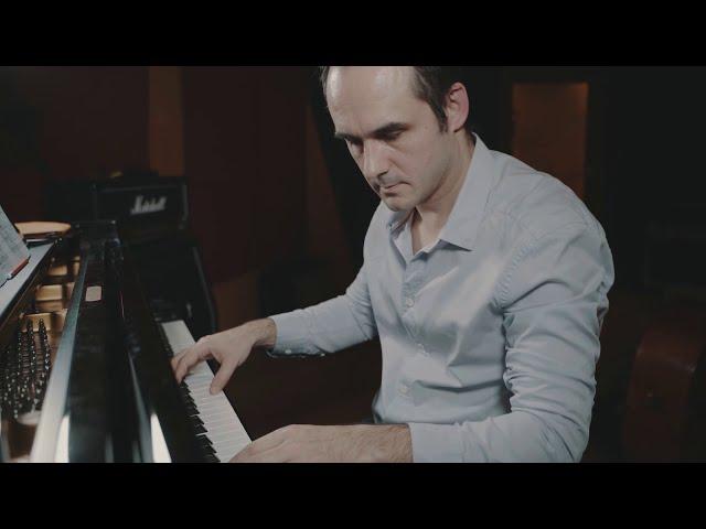 Dans les coulisses de la création d'une musique de film avec Marc Hazart (extrait)