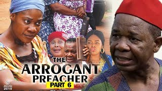 THE ARROGANT PREACHER PART 6 - Mercy Johnson 2019 Latest Nigerian Nollywood Movie Full HD