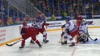 С победы хоккейной сборной РФ в Сочи стартовал Кубок мира среди молодежных команд