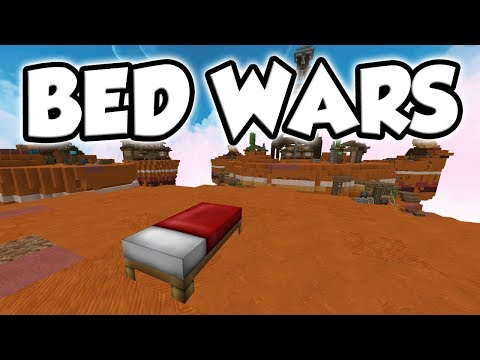 KILLING A HACKER IN BED WARS!