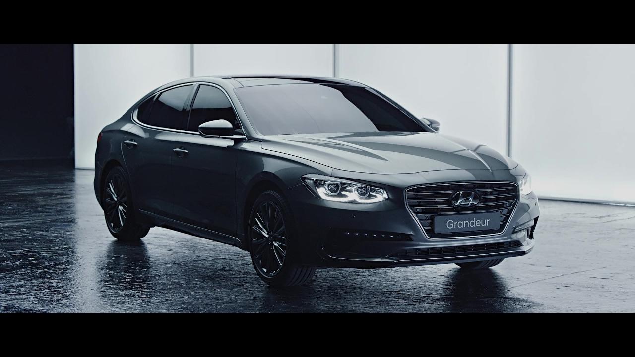 Car 2017 그랜저 Ig 2017 Grandeur Ig 디자인 편 Youtube