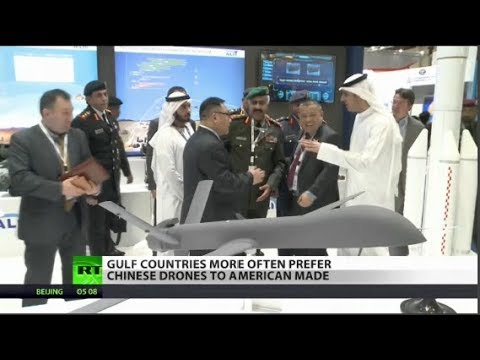 China Selling Drones to Gulf Countries