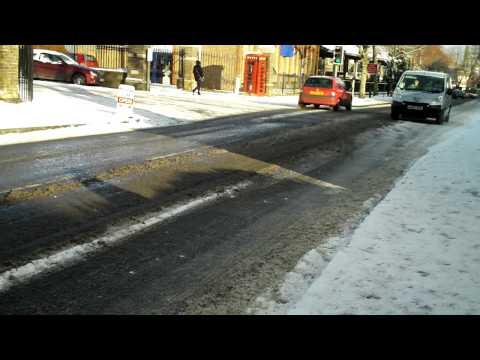 Snow In Dorchester (17.12.2010)
