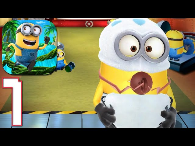 Minion Rush - Despicable Me Part 1
