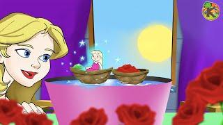 Дюймовочка Сказки про фей 24 серия KONDOSAN смотреть сказки для детей