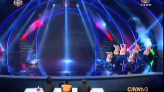 POWER STORM CREW thailand got talent s3 s3 รอบชิงชนะเลิศ