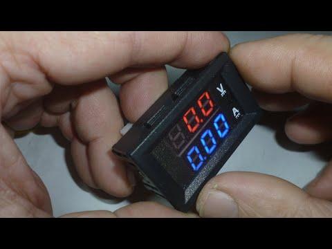 Подключение ампервольтметра 100в. Подробно доступным языком Вольтамперметр как подключить DSN-VC288