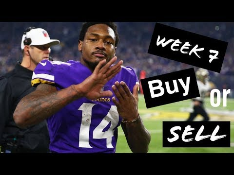 Fantasy Football Week 7: Buy Or Sell RBs & WRs