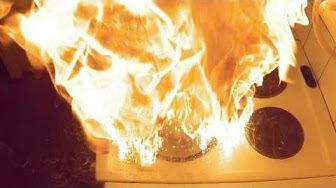 Englanti - 3. Tulipalojen ehkäisy omassa asunnossa