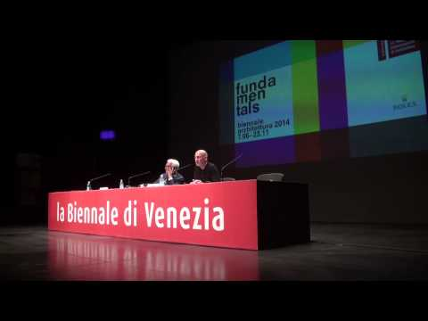 Press Conference Rem Koolhaas of 14th Biennale. Fundamentals H.D. (Venice 2014_FULL version)