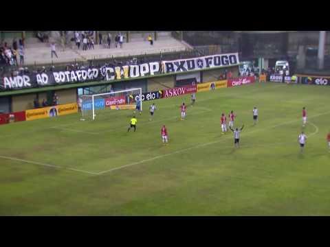 Gols:Botafogo 1x0 Juazeirense 19/05/16(Copa do Brasil)