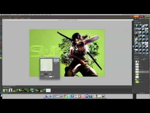 Lara Croft Tomb Raider Wallpaper Speedart