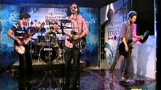 Karnival-Climbing up the wall (radiohead cover) live at desh tv