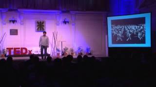 Confiando en el caos: Adan Levy at TEDxUTN
