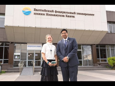 MBBS in Russia | Immanuel Kant Baltic Federal University