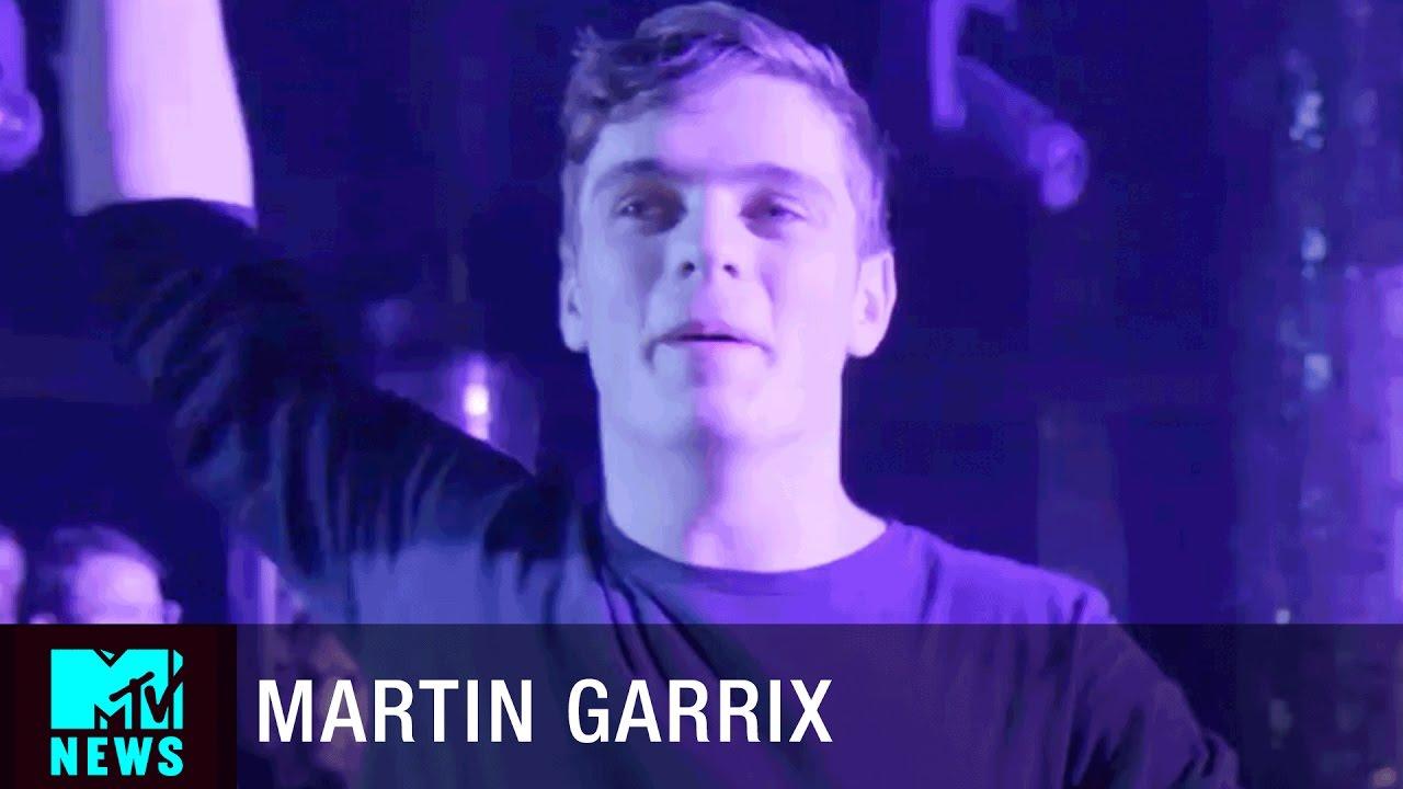 Martin Garrix Is The Happiest Superstar DJ In EDM - MTV