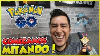 COMEÇAMOS MITANDO NO EVENTO JOHTO! - Pokémon Go   Capturando Shiny (Parte 96)