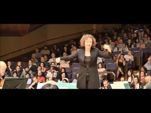 Lucia Marin dirige Romeo y Julieta - Tchaikovsky