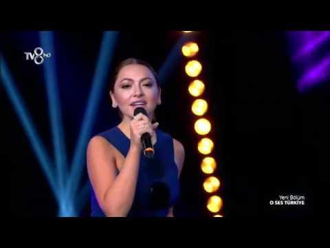 O Ses Türkiye - Hadise'den Murat Boz'a Serenat