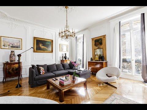 Appartement Haussmann
