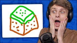 VAN WELKE GAME IS DIT?! | | skribbl.io met Link en Joost