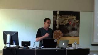 REHAB2014 - premières rencontres autour de la réhabilitation animale - Thomas Lilin