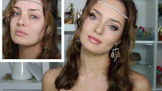 Gold/Bronze Greek Goddess Makeup Tutorial feat. Jane Iredale