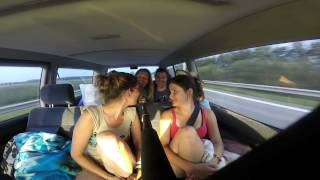 Trip with Katarzyna Okrzesik, Kala, Gacek, Krzysiek and You&Your HORSE