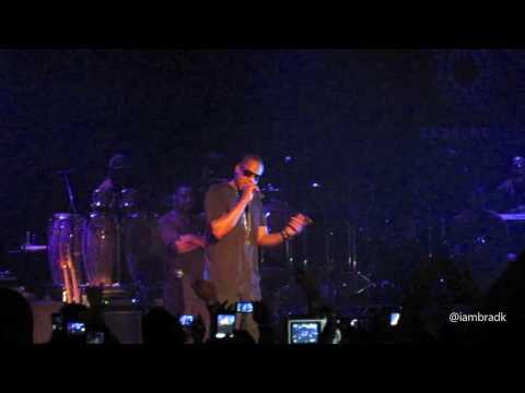 Jay-Z Freestyle / Venus vs. Mars HD (Live House of Blues, Chicago, IL 9/8/09)