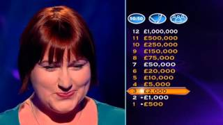 Who Wants To Be A Millionaire? (UK) (S13 E9)