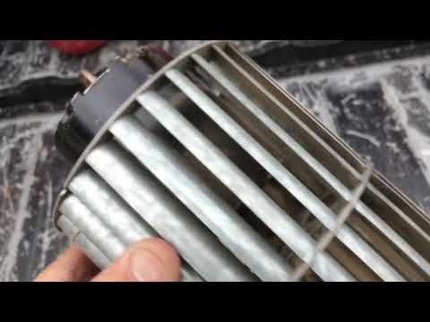 Repairing a squeaky heater in your RV