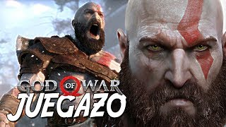 YA ME HE PASADO EL GOD OF WAR y os traigo MI Opinión (0 SPOILERS)
