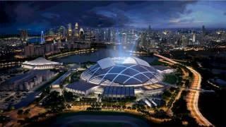 Top 10 the biggest stadium in asian