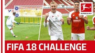 Pressure On The Goalies - EA Sports FIFA 18 Bundesliga Free Kick Challenge - 1. FSV Mainz 05 thumbnail