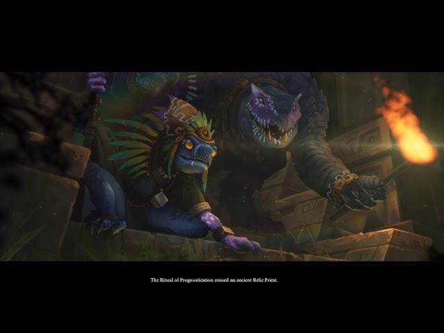 Total War:  WARHAMMER II - Lizardmen Campaign Cutscenes/Movie